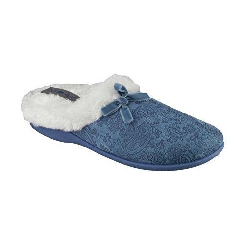 Mirak Dieppe - Pantofole Invernali - Donna Beige