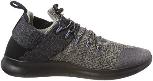 Nike W Free RN Cmtr 2017 Prem, Chaussures de Running Femme Gris (Pavé/Noir 001)