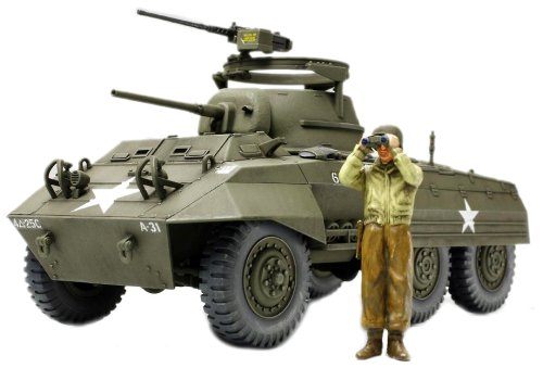 tamiya-32551-1-48-us-m8-light-armored-car-greyhound-toy-japan-import