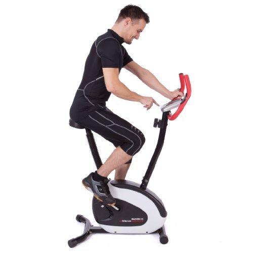 Ultrasport Heimtrainer Racer 150 mit Handpuls-Sensoren - 6
