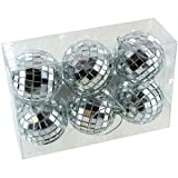 Best Disco Balls - Party Propz Mirror Ball, Silver (Set of 6) Review