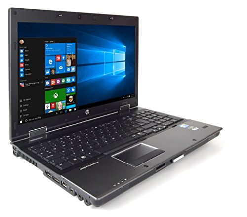 MyDigitalTech HP Compaq EliteBook 8540w Laptop Notebook Mobile Workstation Computer 15.6