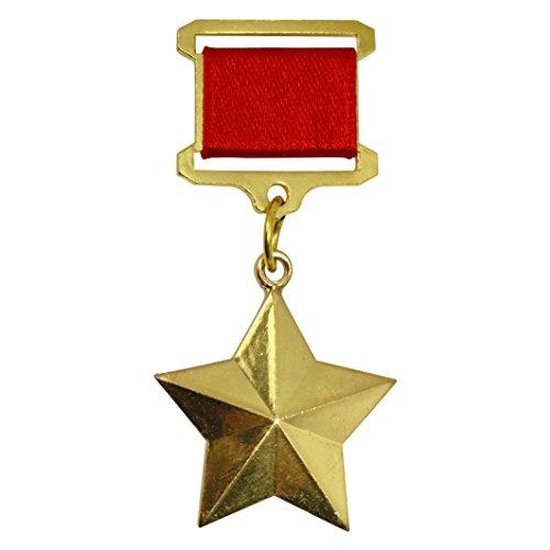 Epic Militaria Replik Medaillenpreis Sowjetrussischer Held der Sowjetunion -
