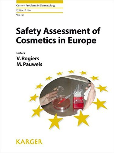 Safety Assessment of Cosmetics in Europe (Current Problems in Dermatology) (Current Problems in Dermatology, Vol. 36) by V. Rogiers (2008-09-10)