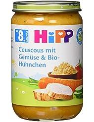 Hipp Couscous mit Gemüse und Bio-Hühnchen, 220 g