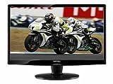 Produkt-Bild: Hannspree HZ231DPB 58,4 cm (23 Zoll) Widescreen LCD Monitor DVI, VGA (Kontrast dyn. 1000:1, 5ms Reaktionszeit) schwarz