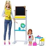 Toy - Barbie Career Teacher Doll and Playset