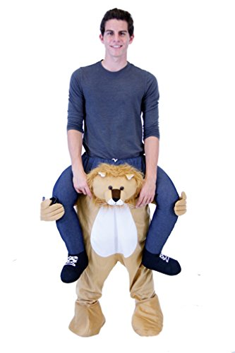 Piggyback Ride On LION Teen Costume (Nala Kostüme)