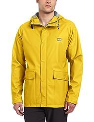 Helly Hansen Lerwick Veste imperméable Homme Jaune/Essential Yellow FR : M (Taille Fabricant : M)