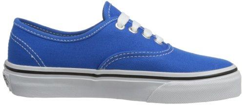 Vans T Authentic, Baskets mode mixte bébé Bleu (Skydiver/True White)