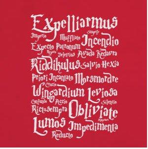 Expelliarmus - Stofftasche / Beutel Pink