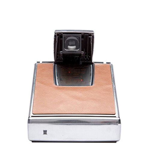 Polaroid SX-70 Kamera silber refurbished