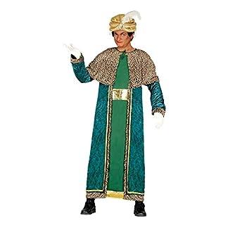Guirca Disfraz de Rey Mago Baltasar para Hombre