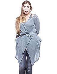 suchergebnis auf f r italienische mode pullover strickjacken damen bekleidung. Black Bedroom Furniture Sets. Home Design Ideas