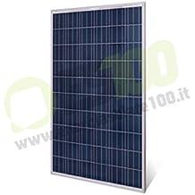 Panel Solar Fotovoltaico 250W 24V policristalino Serie HF