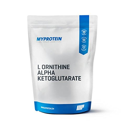 My Protein L Ornithin Alpha Ketoglutarat 250 g - Erhöht die sportliche Leistung