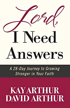 Lord, I Need Answers by [Arthur, Kay, Arthur, David]