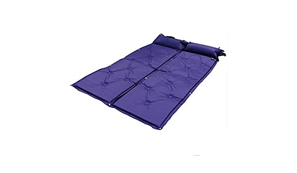 Self Inflating Matras : Yopeen outdoor automatic inflatable picnic camping mat air bed