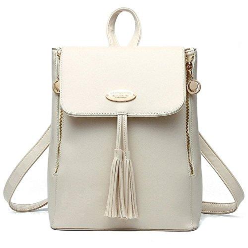 yaagle-pu-leisure-daypack-women-shoulder-bag-college-girls-tassel-backpack