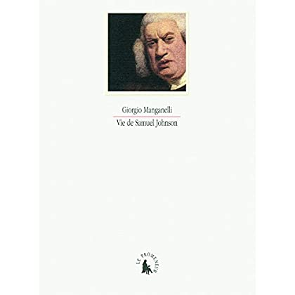 Vie de Samuel Johnson