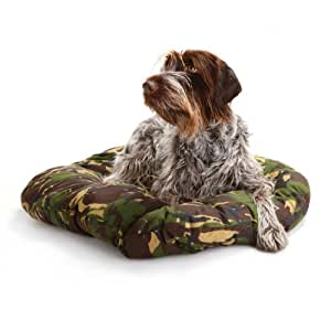 Martin-Sellier - Coussin pour chien - ouatine - Camouflage (87cm x 57cm)