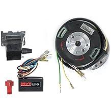 Mvt 180130 encendido electrónico Premium Rotor interno con luz adaptador AM6 ...