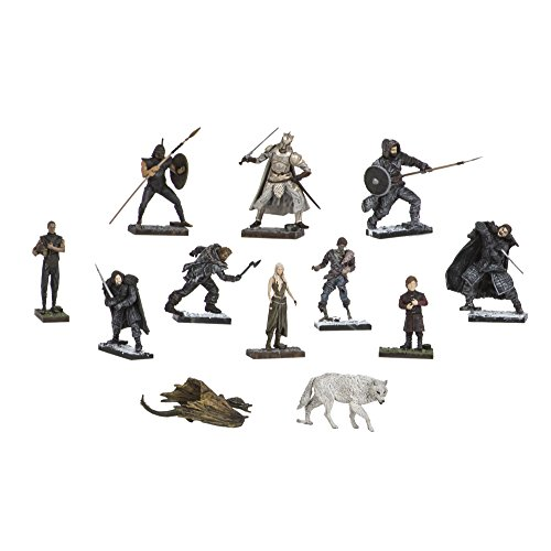 Game Of Thrones - Display Blind Bag con 24 figuras, 5 cm (Mc Farlane MCFGT019350)