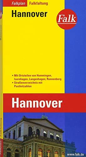 Falkplan Falk-Faltung Hannover