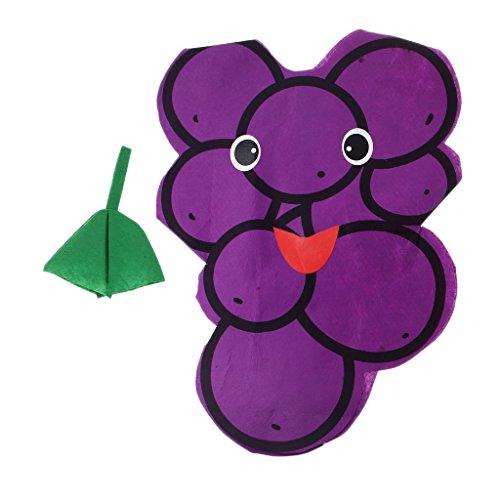 Kostüm Trauben - B Baosity Kinder Kostüm Cosplay Verkleidung Tierkostüm Obst Kostüm Foto Outfits Kostüm Kleidung - Traube