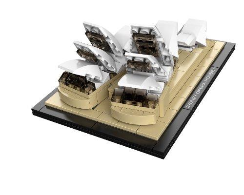 Imagen 3 de LEGO Architecture 21012 - La Ópera de Sydney