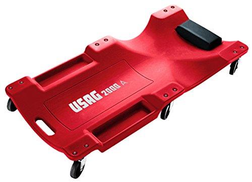 USAG U20000100 - Camilla para mecánico