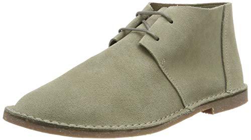 Clarks Damen Erin Craft Desert Boots, Grün (Olive Suede), 40 EU -