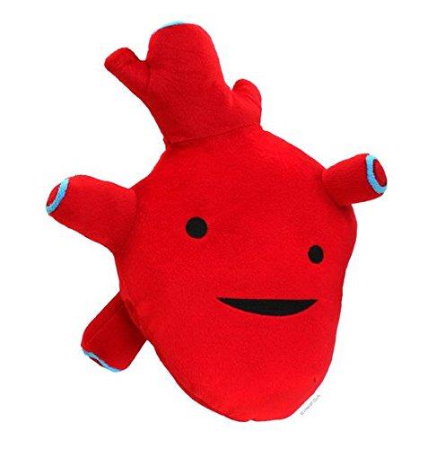 I Heart Guts Humongous Heart Plush - I Got The Beat!