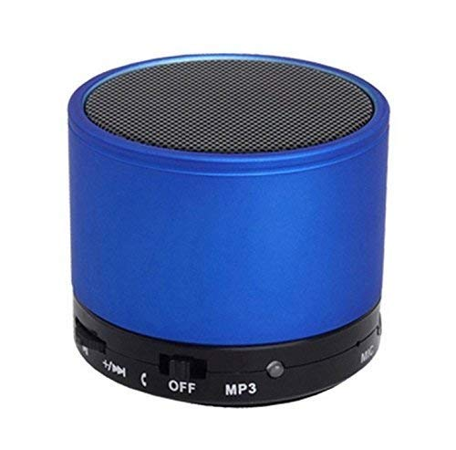 KITRONICS Mini Wireless Bluetooth Speaker in-Built Mic with Powerful Speaker for All Smartphones and Android Devices