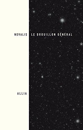 Le Brouillon général (nouvelle édition)
