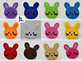 12pcs Embroidered Cloth Iron On Patch Se...