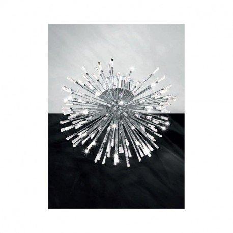 Preisvergleich Produktbild Kristall Deckenlampe 19x1,2W/G4 VIVALDO 1 39258 EGLO