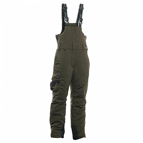 Deerhunter Muflon Latzhose 3820, Outdoor- & Jagdhose, 376 Art Green, Gr. 58