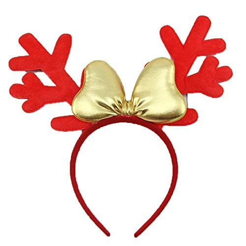 Timmershabi Weihnachten Headwear Cute Party Favors Stirnband für -