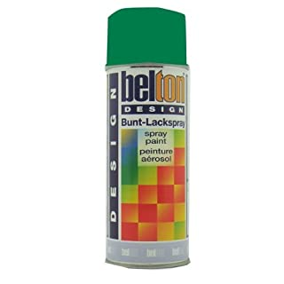 K K Auto Herpe Auto Belton Gloss Ral6001- Color: Emerald Green