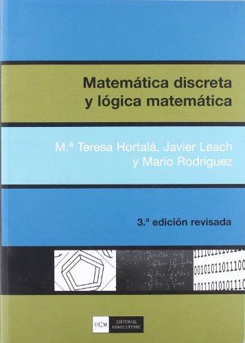 Matemática discreta y lógica matemática (sin colección)