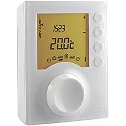 Delta Dore 6053008 Tybox 217 Thermostat programmable jusqu'à 6 niveaux de consigne