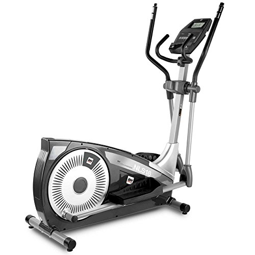 BH Fitness i.NLS18 Crosstrainer - Stride length 46cm - Magnetic resistance - Inertial system 16kg - i.Concept by BH - G2382I