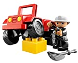 LEGO Duplo 6169 - Feuerwehr-Hauptmann für LEGO Duplo 6169 - Feuerwehr-Hauptmann