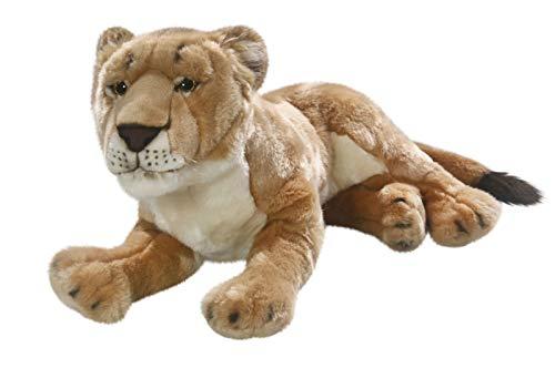 Carl Dick Peluche Lion Femelle couché, 54cm [Jouet] 2468