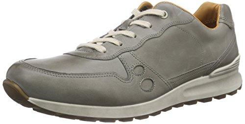 Ecco CS14 Herren Sneakers Grau (WARMGREY 1375) sShBLhZe