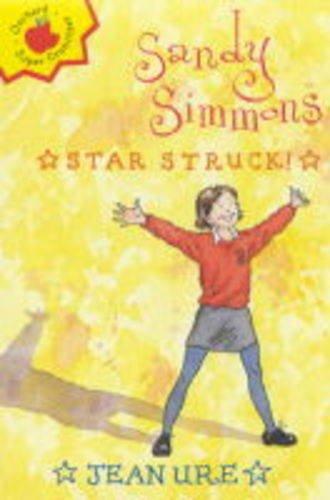 Sandy Simmons, star struck!