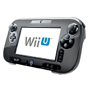 Venom Protect+Play Case Officially Licensed für Wii U