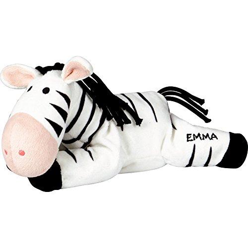 Spiegelburg 13988 Zebra Emma zum Kuscheln Die Lieben Sieben (ca. 25 cm) (Zebra-plüsch-spielzeug)