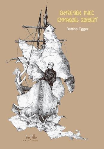 Entretien avec Emmanuel Guibert par Bettina Egger